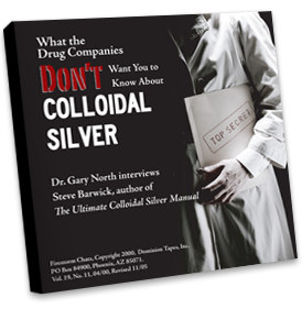 Colloidal Silver: What the Drug Companies Don't Want You To Know